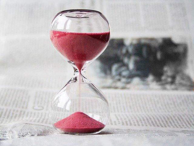 Tu tiempo es limitado, ¡aprovéchalo!